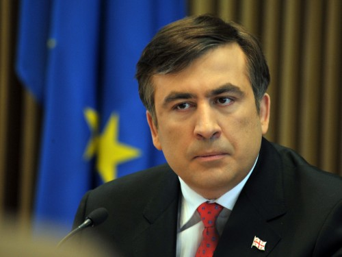 Saakashvili on Media Freedom in Georgia