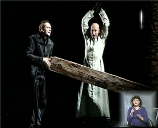 "Goethe's ""Faust"" staged at Marjanishvili Theater"
