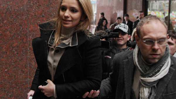 Eugenia Tymoshenko not allowed to visit her mother