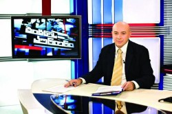 Akaki Gogichaishvili starts talk show on TV channel Rustavi -2