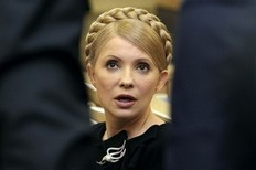 Timoshenko said was detained because of her unpleasant questions to PM