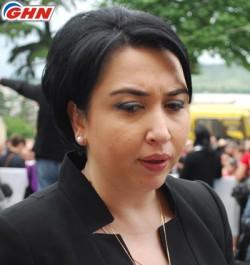 Eka Beselia demands disciplinary actions against Batumi Court Judge