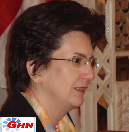 Burjanadze Says Focusing on Local Elections Useless
