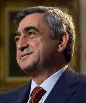 Serzh Sargsyan: Armenia ready to use St. Petersburg suggestions as basis for negotiations