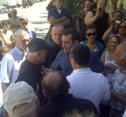 Alasania holds meetings in regions