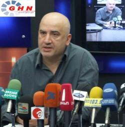 Glonti: Court decision shows that with Maestro fights not Kitsmarishvili but Saakashvili