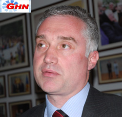 Zviad Dzidziguri: the main for Georgia is a regulation of relations with Russia