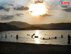 Young sportsman drowned in Pantiani lake