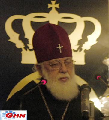 Catholicos Patriarch expressed condolences to Polish people