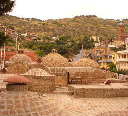Unique discoveries in Tbilisi