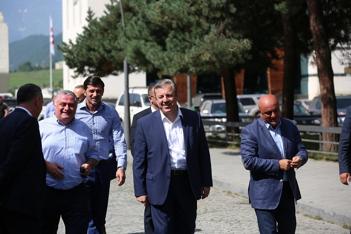 Prime Minister tells his political team never abused dignity of people