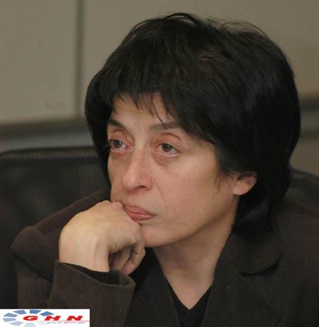 Irina Sarishvili: Alliance and Nogaideli - two sides of the same government