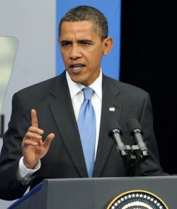 USA President invited Mikhail Saakashvili to summit