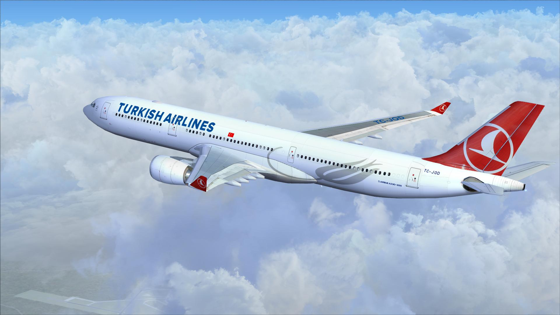 Turkish Airlines provides with  FOC  internet service  for USA  flights