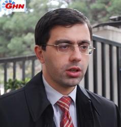 Kakha Kukava, MP demands minibus drivers tender abolition