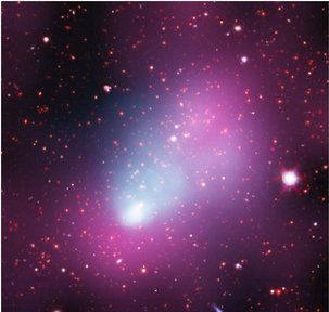 `El Gordo` is largest distant galaxy cluster ever seen