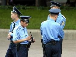In Ukraine Georgian Embassy security measures strengthened