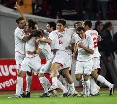 Match Georgia vs. Latvia to be held tonight