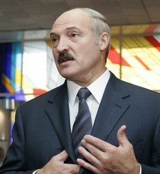 Lukashenko: explosion in metro station is a serious challenge