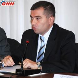 Davit Bakradze  to meet with Business  Council representatives
