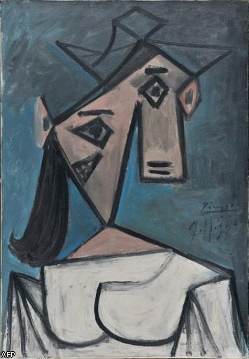 Picasso, Mondrian works stolen in Athens art heist