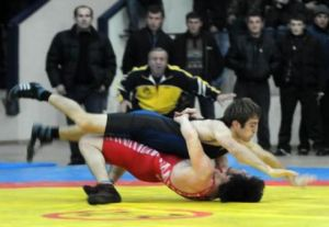 Georgian wrestlers to participate in European Championship