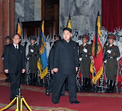 North Korea hails Kim Jong-un as leader