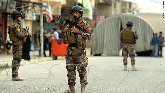 Baghdad bombings kill 24