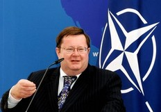 Robert Simons: Russia have no right to Veto Any Country form NATO Membership