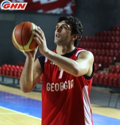 Georgian basketball team to take part 2011 European Championship
