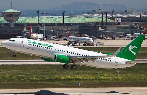 Turkmenistan Airlines enters Georgian air market