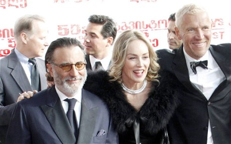 Telegraph: Andy Garcia and Sharon Stone attend Georgia premiere of Five Days of August