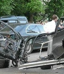 Man died in a road accident