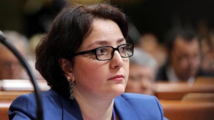 Khidasheli  is concerned over   declaration of Levan Isoria