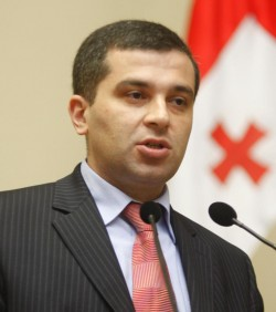 Davit Bakradze: If Belorus will see blamelessness of Georiga in connection with conflict regions, it will take right decision
