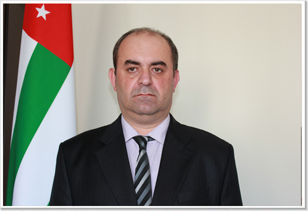 Abkhazian de facto deputy Foreign Minister detained in Kishinev