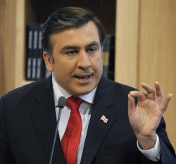Mikhail Saakashvili : Russia will pay for August war
