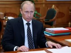 Putin's ironical comment about Yushenko and Saakashvili