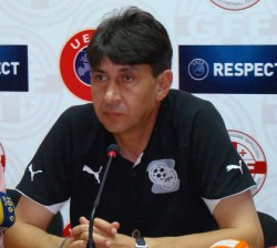 Gia Geguchadze resigned from post of chief coach in Zestaponi football team