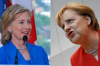 Merkel or Clinton – occupied Georgia or occupied Moldova