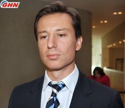 Giorgi Targamadze and Levan Vepkhvadze met with Shtefan Fule